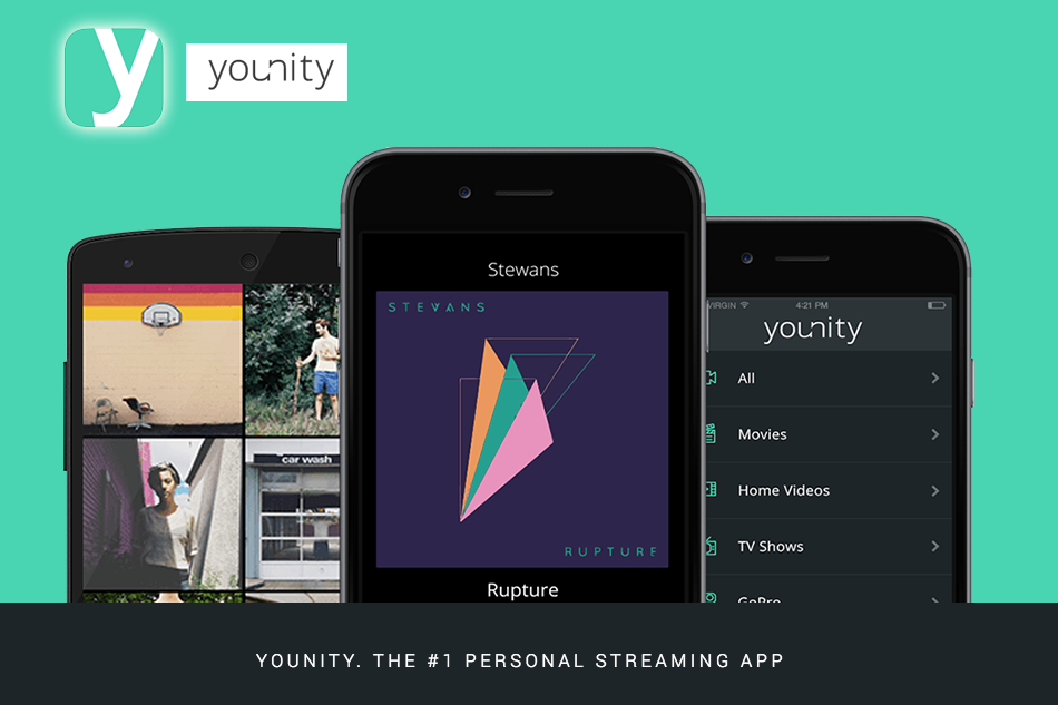 Younity : Must Have App