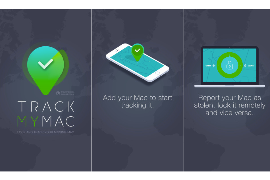 Track My Mac – Must have Tracking ios App