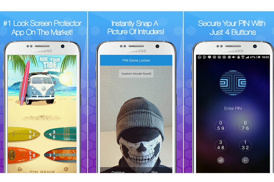 Pin Genie Locker- Android App Review