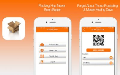 Snap 'n Pack – App to Make your Packing Easy