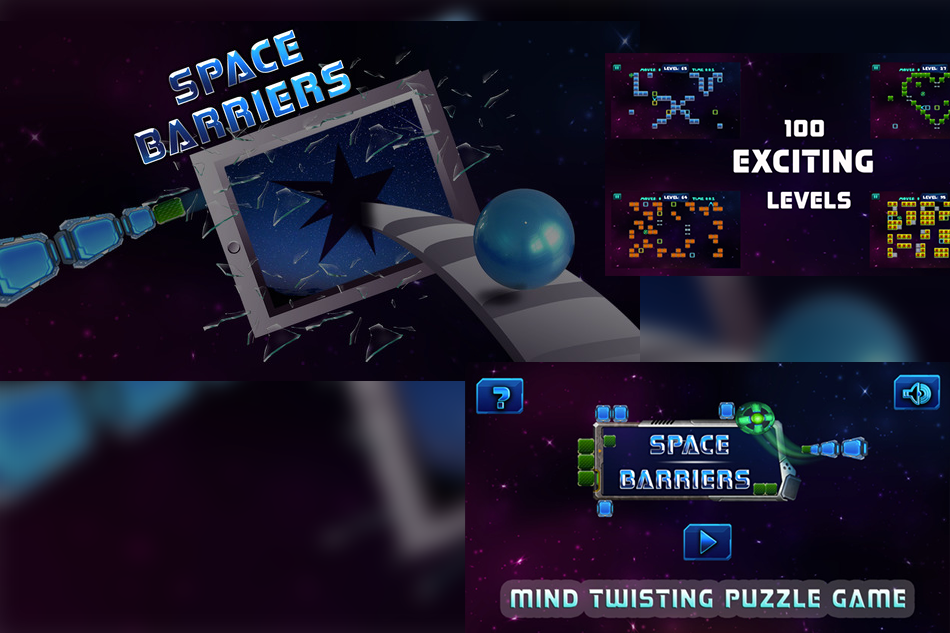Space Barriers iOS Game Review