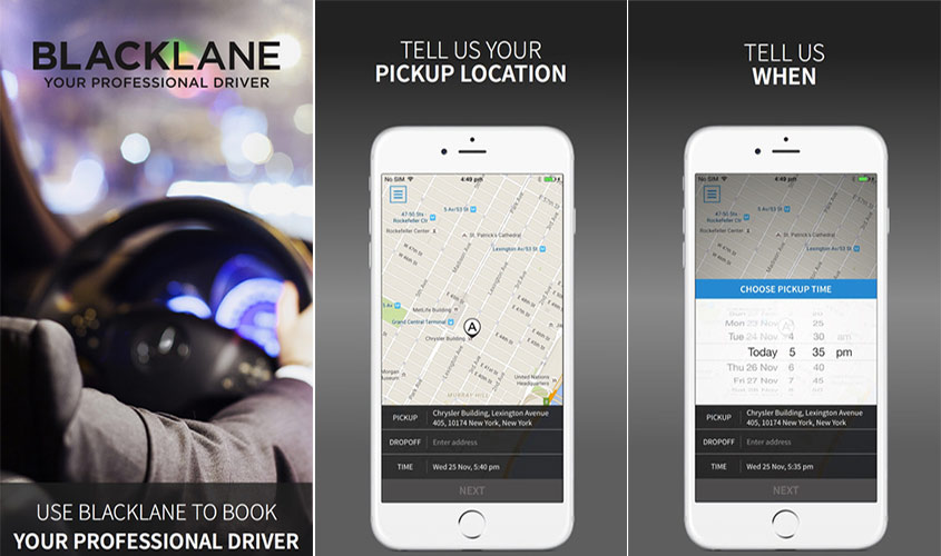 Blacklane: Your portable chauffeur