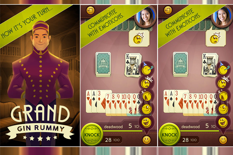 Grand Gin Rummy-The Card Game App Review