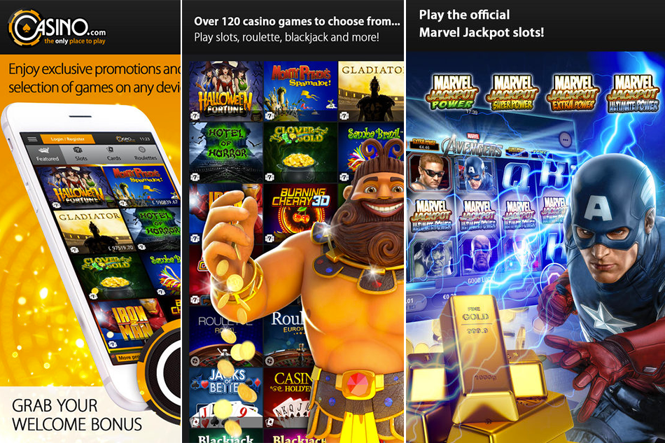 Casino.com – Double your money