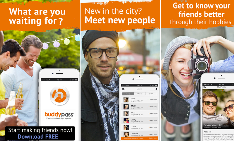 Buddypass Chat App Review