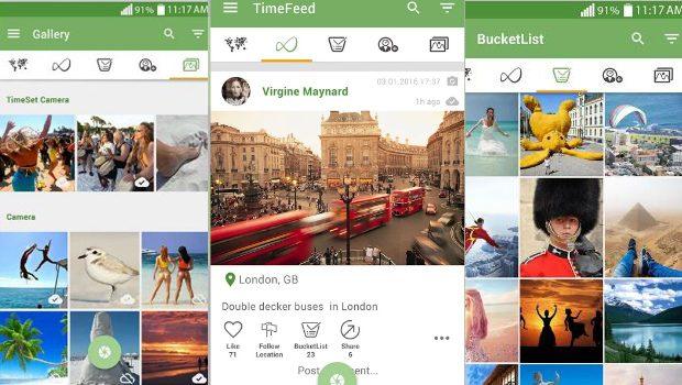 TimeSet App: The Next-Gen Modern App