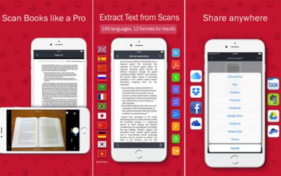 BOOKSCANNER PRO APP REVIEW
