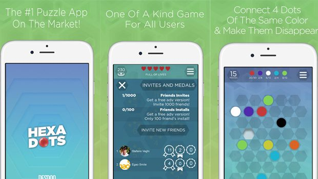 Hexa Dots Game Review