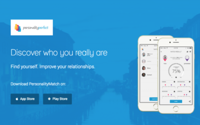 PersonalityMatch Test app Review