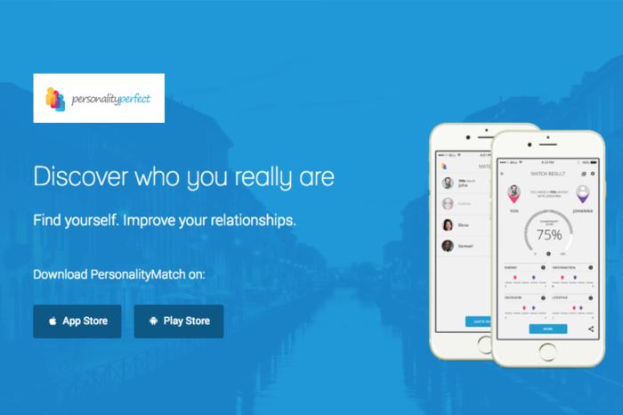 PersonalityMatch Test app Review