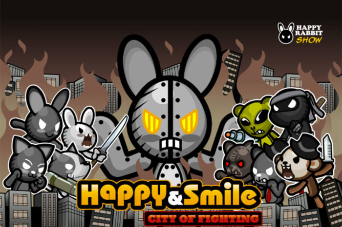 Happy&Smile: City of Fighting App Review