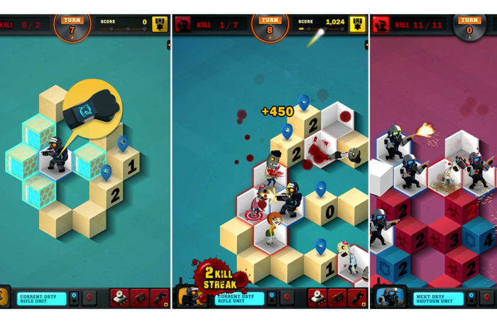 Zombie Sweeper iOS App Review