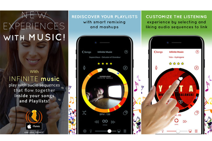 Infinite Music – Rediscover Your Taste In Music