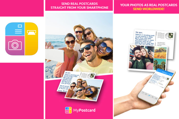 MyPostcard – iOS App Review