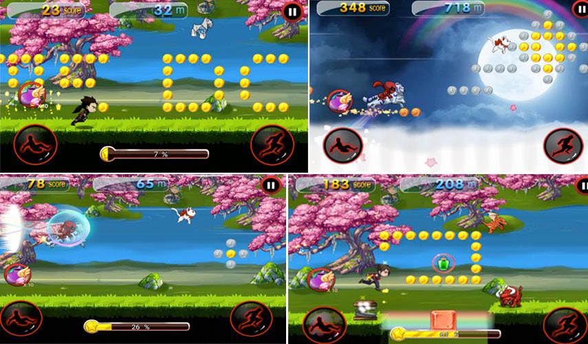Dragon Ninja Rush App Review