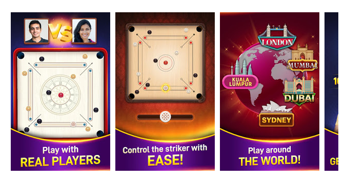 Carrom Stars: Carrom Gaming like Nowhere Else