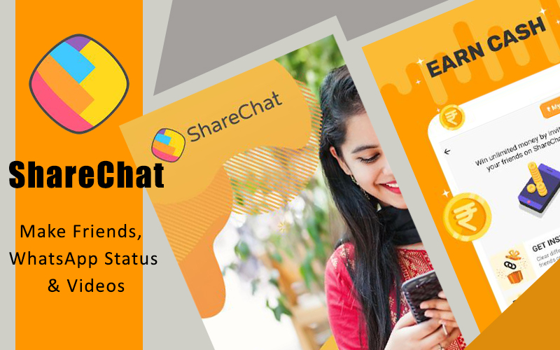 ShareChat – Make Friends, WhatsApp Status & Videos