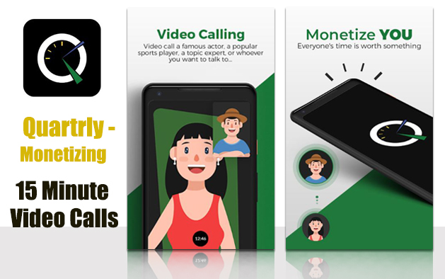 Quartrly – Monetizing 15 Minute Video Calls