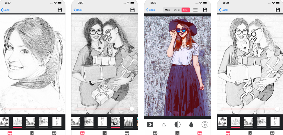 Transform Your Photo Into Pencil Sketchy Theme Using Advanced Application