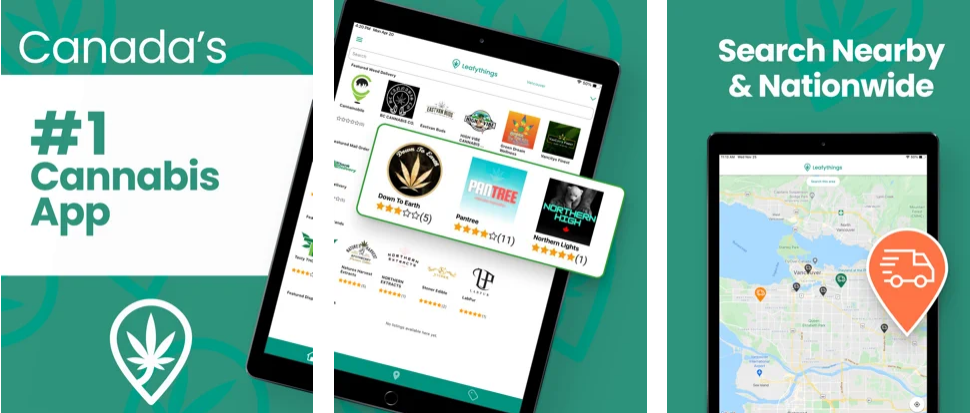 Find the best dispensaries near you and all the Cannabis information you'll ever need!