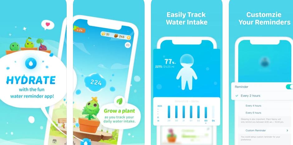 Plant Nanny2 – Fourdesire's cultivating habits through fun