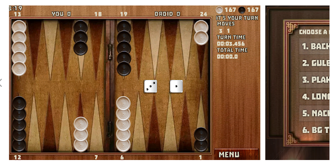 18 Backgammon Games – Have Fun with the Classic Backgammon Game
