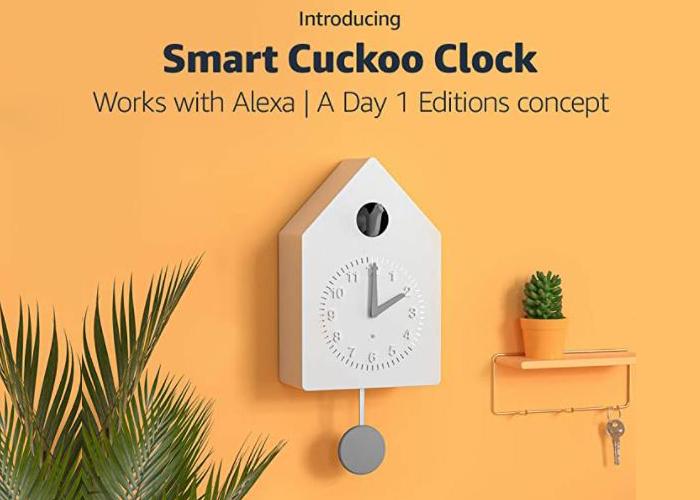 Amazon Cuckoo Clock